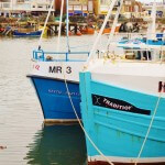 Bridlington Harbour Keelboats